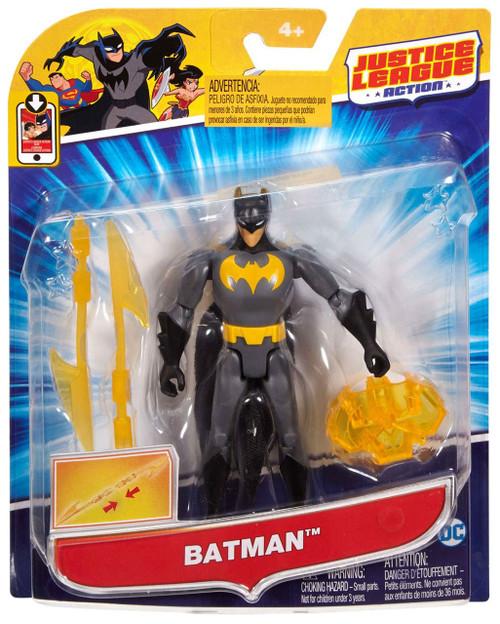 Justice League Action JLA Power Connects Batman Action Figure [Stealth Mission]