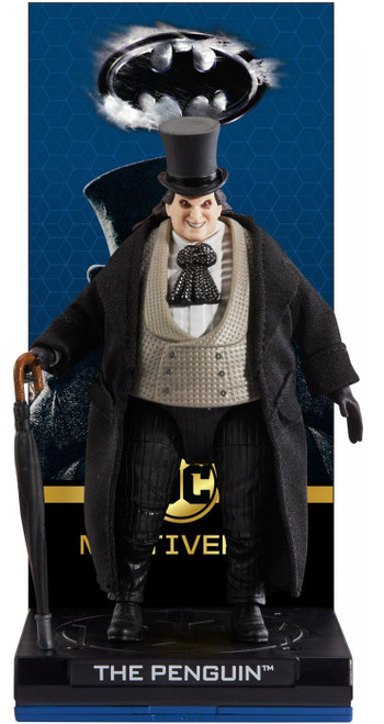 DC Batman Returns Multiverse Signature Collection Penguin Action Figure [Danny DeVito]