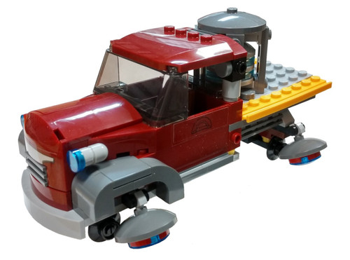 LEGO Overwatch Payload Truck with Generator [Without Minifigures Loose]