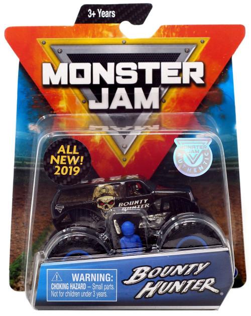 Monster Jam Bounty Hunter Diecast Car
