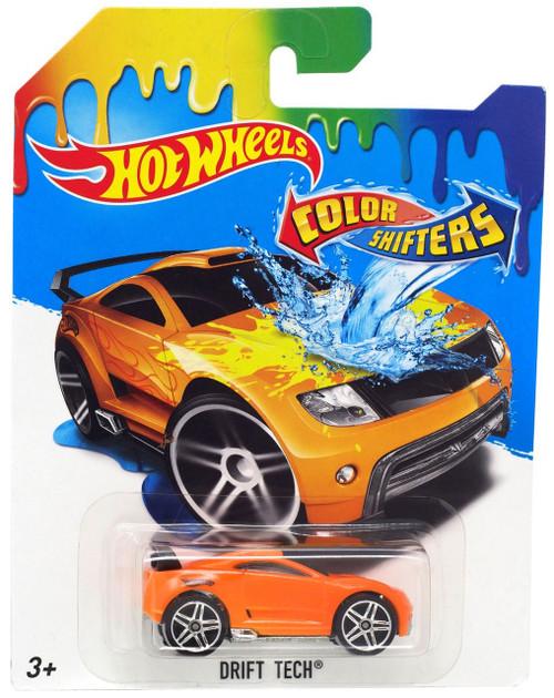 Hot Wheels Color Shifters Drift Tech Die-Cast Car