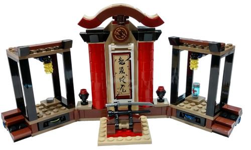 LEGO Overwatch Hanamura Dojo [Loose]
