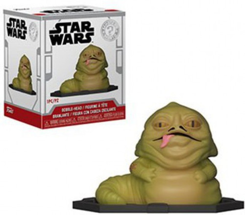 Funko Star Wars Mystery Minis Jabba the Hutt Exclusive Mystery Pack [1 RANDOM Figure]