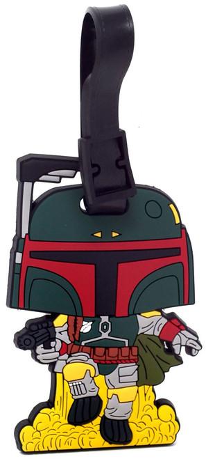 Funko Star Wars Boba Fett Exclusive Luggage Tag [Jabba's Skiff]