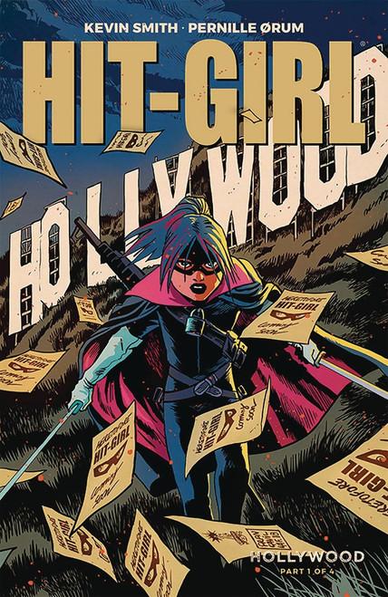 Image Comics Hit-Girl Season 2 #1 Comic Book [Cover A]