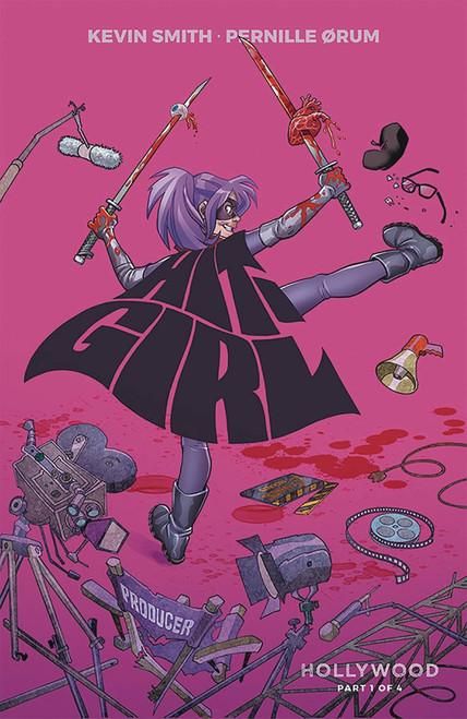 Image Comics Hit-Girl Season 2 #1 Comic Book [Conner Cover C]