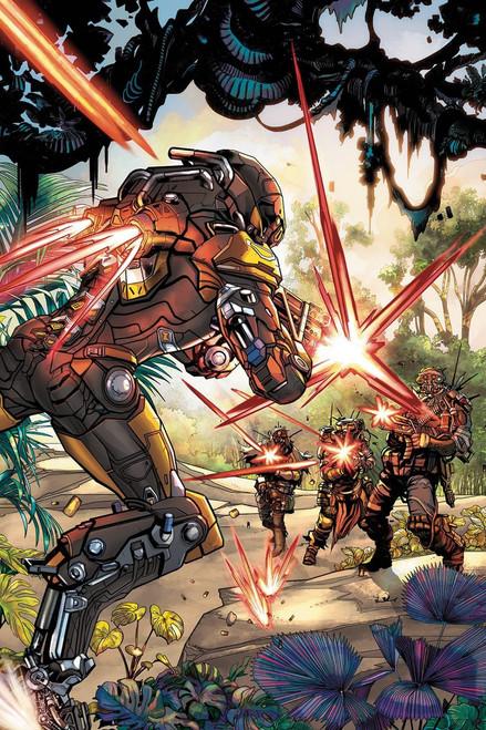 Dark Horse Anthem #1 Comic Book