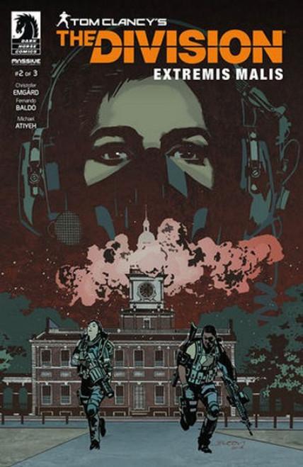 Dark Horse Tom Clancy's Division Extremis Malis #2 of 3 Comic Book