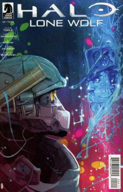 Dark Horse Halo: Lone Wolf #2 of 4 Comic Book