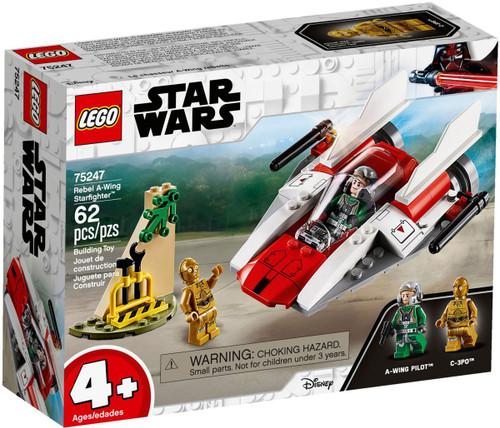LEGO Star Wars Rebel A-Wing Starfighter Set #75247