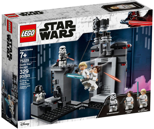 LEGO Star Wars Death Star Escape Set #75229