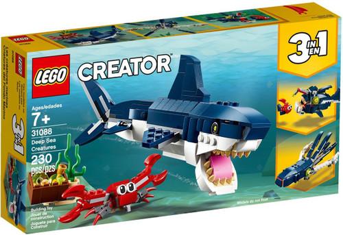 LEGO Creator Deep Sea Creatures Set #31088