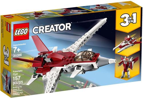 LEGO Creator Futuristic Flyer Set #31086