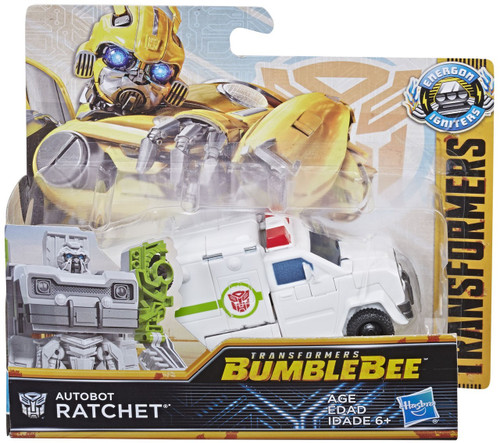Transformers Bumblebee Movie Energon Igniters Power Power Ram Action Figure