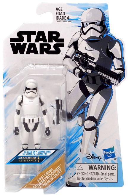 Star Wars Resistance First Order Stormtrooper Action Figure