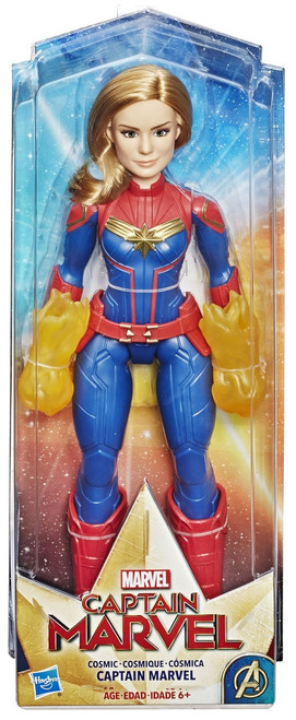 Cosmic Captain Marvel Action Figure