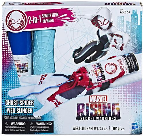Marvel Rising Ghost Spider Web Slinger Roleplay Toy