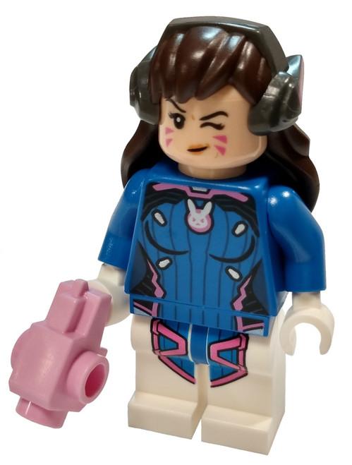 LEGO Overwatch D.Va Minifigure [Loose]
