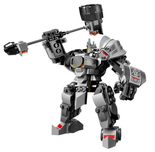 LEGO Overwatch Reinhardt's Mech [Without Minifigures Loose]