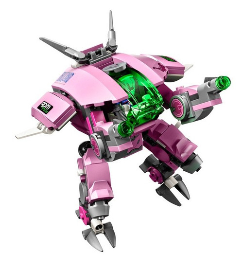 LEGO Overwatch D.Va's Meka [Without Minifigures Loose]