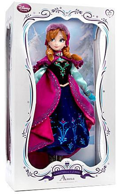 Disney Frozen Anna Exclusive 17-Inch Doll