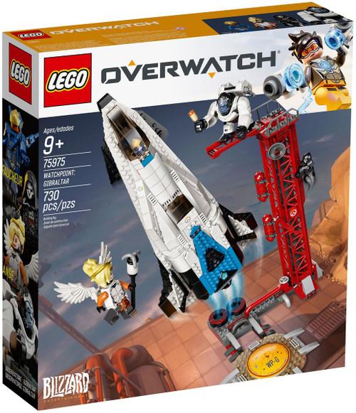 LEGO Overwatch Watchpoint: Gilbraltar Set #75975