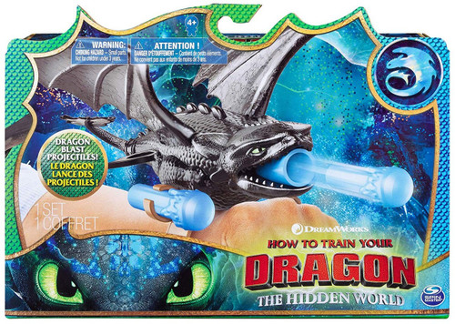 How to Train Your Dragon The Hidden World Toothless Wrist Launcher