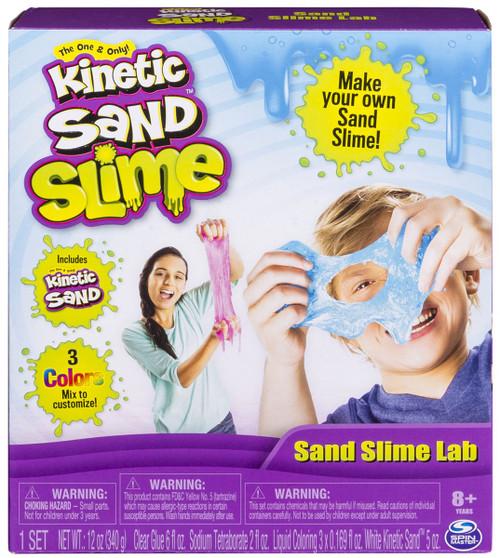Kinetic Sand Float Sand Slime Lab Exclusive