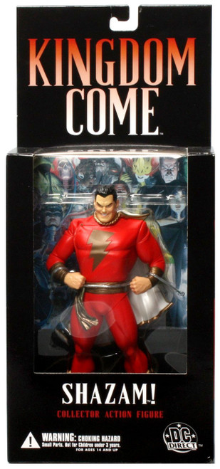 DC Kingdom Come Series 2 Shazam Action Figure