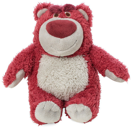 Disney Toy Story 3 Lotso Exclusive 7-Inch Mini Bean Bag Plush [Strawberry Scented]