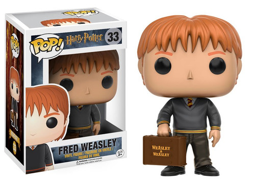 Funko Harry Potter POP! Movies Fred Weasley Vinyl Figure #33 [Damaged Package]