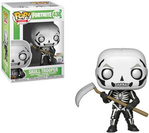 Funko Fortnite POP! Games Skull Trooper Vinyl Figure #438 [Damaged Package]