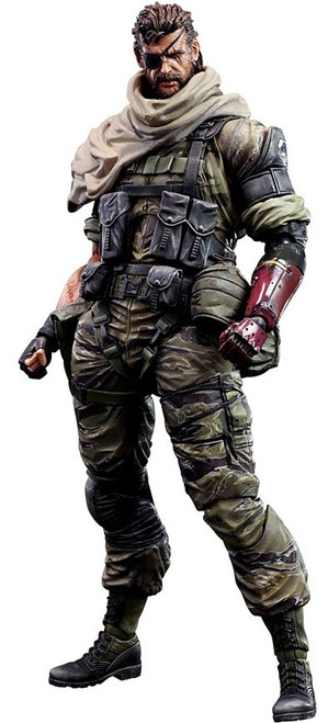 Metal Gear Solid V: The Phantom Pain Play Arts Kai Venom Snake Action Figure