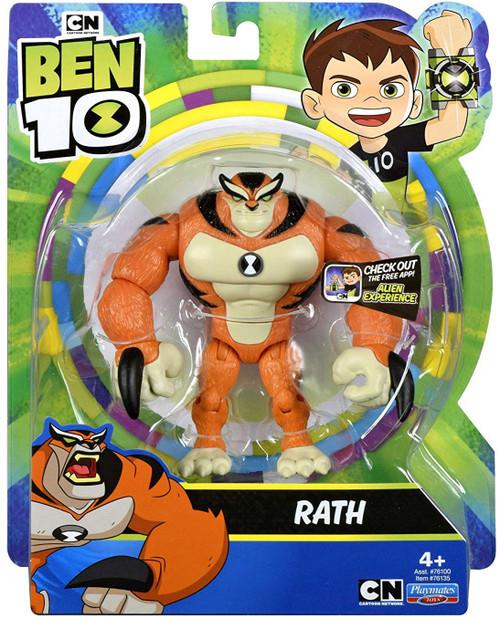 Ben 10 Basic Rath Action Figure