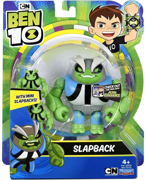 Ben 10 Basic Slapback Action Figure