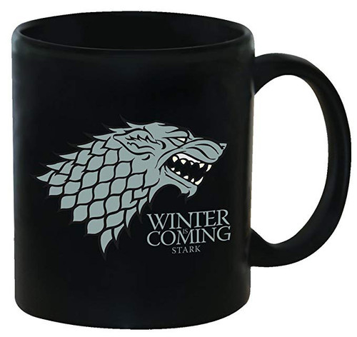 Game of Thrones Stark House Sigil 11 oz. Ceramic Mug