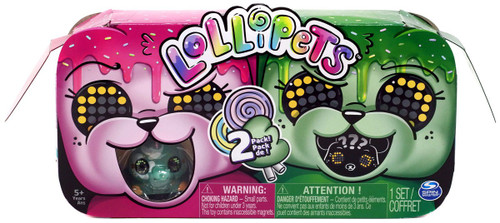 Lollipets PINK & GREEN Mystery 2-Pack