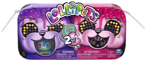 Lollipets PURPLE & PINK Mystery 2-Pack