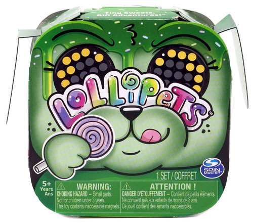Lollipets GREEN Mystery Pack