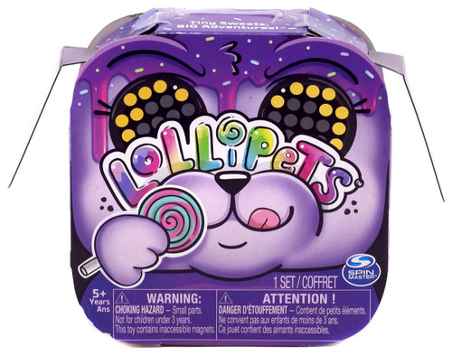 Lollipets PURPLE Mystery Pack