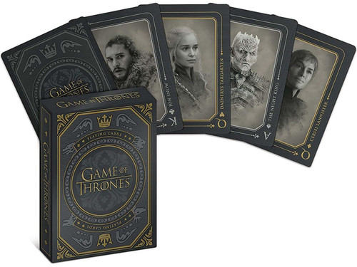 Game of Thrones Playing Card Deck [3rd Edition]