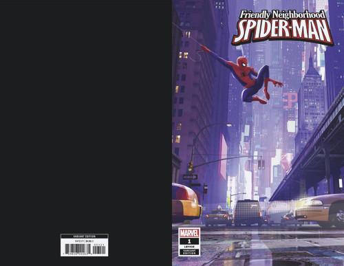 Marvel Comics Friendly Neighborhood Spider-Man #1 Comic Book [Animated Game Variant]