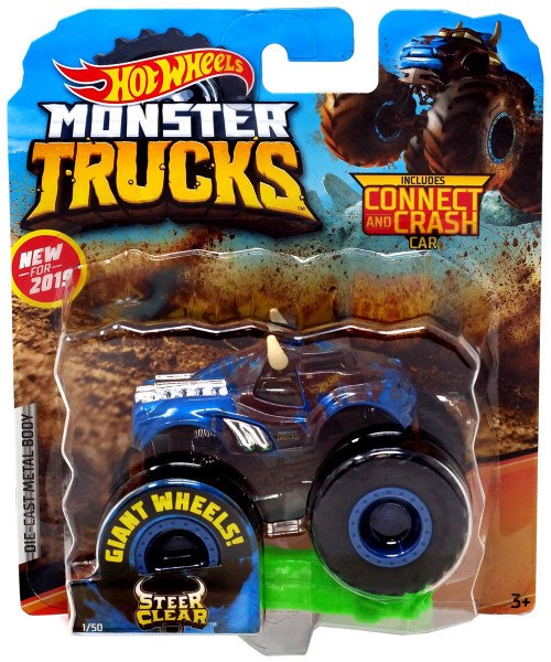 Hot Wheels Monster Trucks Steer Clear Diecast Car [1:64]