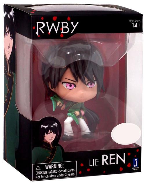 RWBY Lie Ren Exclusive 4-Inch Vinyl Figure