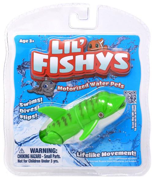 Lil' Fishys Jitters Motorized Water Pet