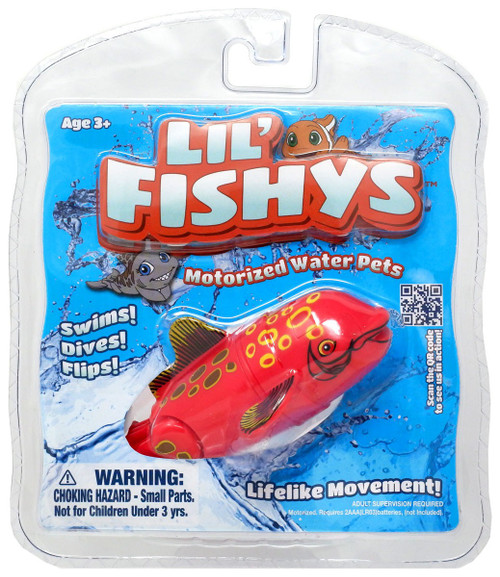 Lil' Fishys Croozer Motorized Water Pet