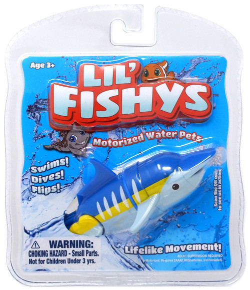 Lil' Fishys Sammy Motorized Water Pet