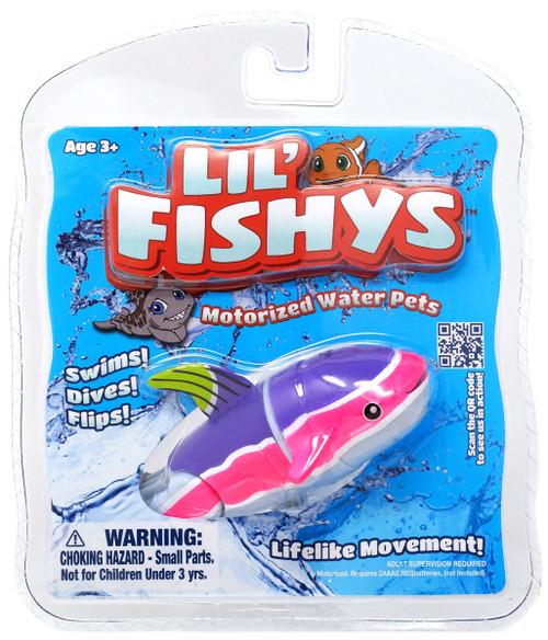 Lil' Fishys Albie Motorized Water Pet