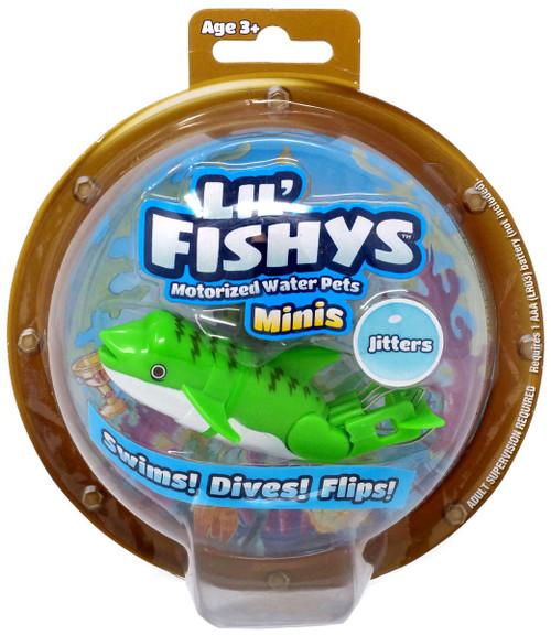 Lil' Fishys Minis Jitters Motorized Water Pet
