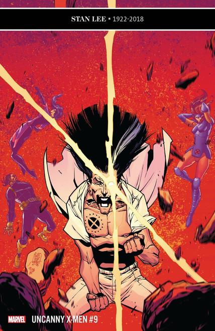 Marvel Comics Uncanny X-Men #9 Comic Book